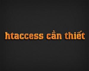 Các đoạn htaccess cần thiết cho website-min