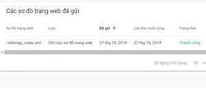 Lỗi Không Thể Tìm Nạp Của webmaster tool khi nạp sitemap google