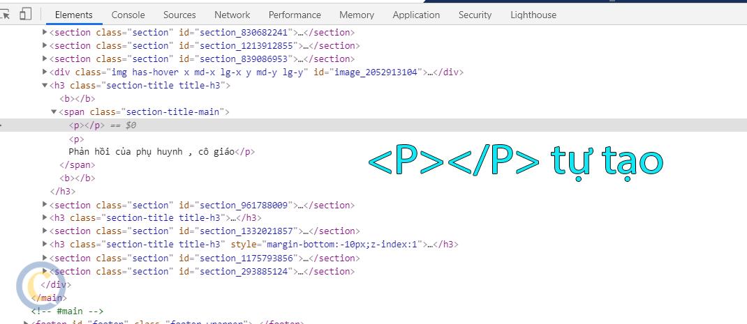 code loại bỏ tự tạo thẻ trong wordpress