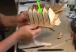 Cách làm mô hình thuyền buồm bằng gỗ