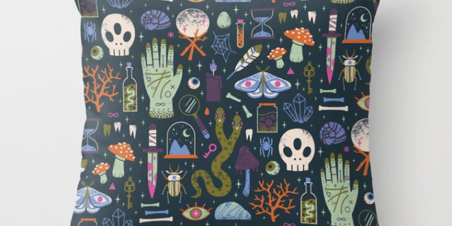 Halloween Pillow Covers Collection 2021