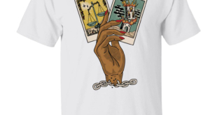 Best No Justice No Peace in Tarot Card Shirt